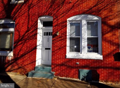 109 Wolfe Street UNIT 1, Baltimore, MD 21231 - MLS#: 1004232351