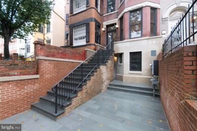 1315 Euclid Street NW UNIT #B, Washington, DC 20009 - MLS#: 1004232483