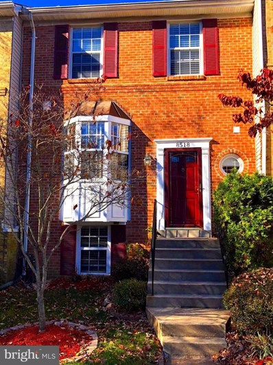 8518 Blue Bird Woods Court, Lorton, VA 22079 - MLS#: 1004232521