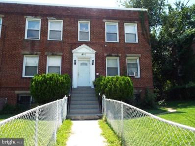 431 Brandywine Street SE, Washington, DC 20032 - MLS#: 1004233553