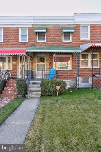 3717 Lyndale Avenue, Baltimore, MD 21213 - MLS#: 1004233943