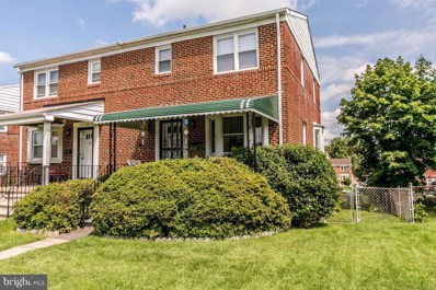 2110 Walshire Avenue, Baltimore, MD 21214 - #: 1004235764