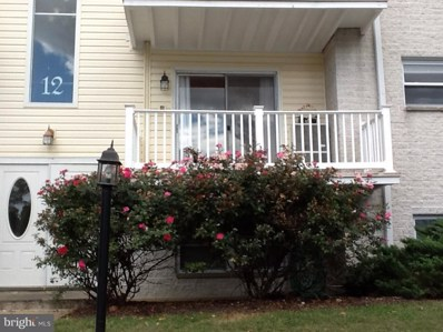 12 Warren Lodge Court UNIT 1-D, Cockeysville, MD 21030 - MLS#: 1004239685