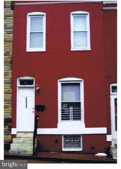2523 Fayette Street, Baltimore, MD 21223 - MLS#: 1004241231