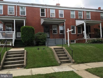 1705 Wadsworth Way, Baltimore, MD 21239 - #: 1004244032