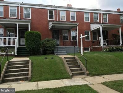 1705 Wadsworth Way, Baltimore, MD 21239 - MLS#: 1004244032
