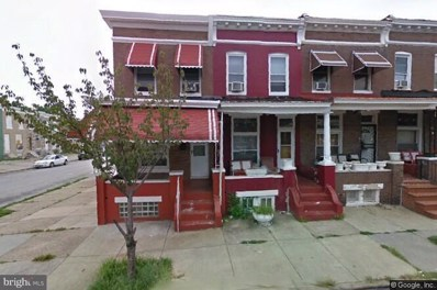 2137 Cliftwood Avenue, Baltimore, MD 21213 - MLS#: 1004246475