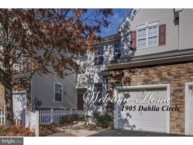 1905 Dahlia Circle, South Brunswick, NJ 08810 - MLS#: 1004247377