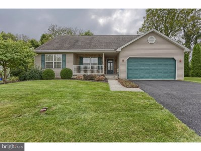 327 Winding Way, Womelsdorf, PA 19567 - MLS#: 1004247974