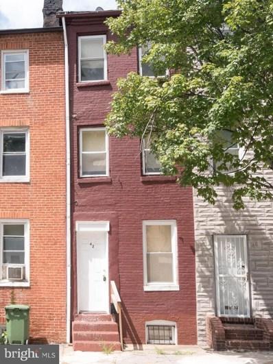 42 Schroeder Street, Baltimore, MD 21223 - MLS#: 1004248190