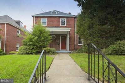 3466 Dolfield Avenue, Baltimore, MD 21215 - #: 1004248244
