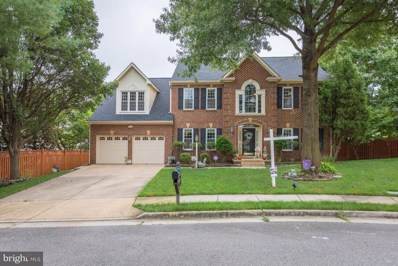 859 Steamboat Landing Court, Woodbridge, VA 22191 - #: 1004248314
