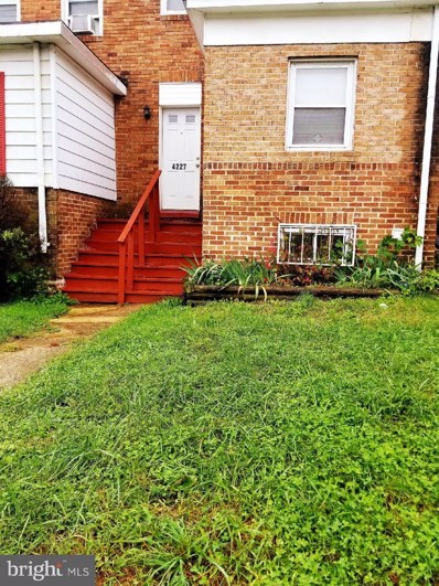 4227 Berger Avenue, Baltimore, MD 21206 - MLS#: 1004248376