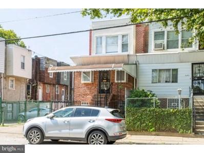 1542 S 57TH Street, Philadelphia, PA 19143 - #: 1004251686