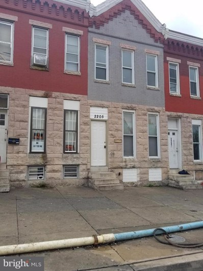 2205 Wilkens Avenue, Baltimore, MD 21223 - MLS#: 1004254418