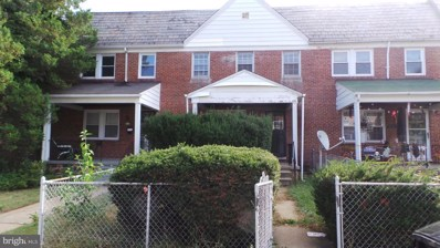 833 Woodington Road N, Baltimore, MD 21229 - MLS#: 1004260035