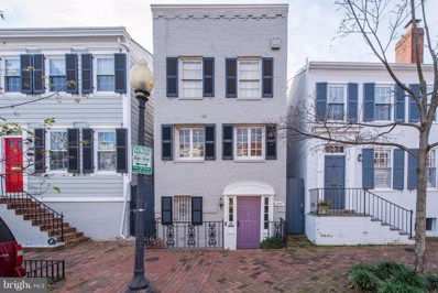 2814 Dumbarton Street NW, Washington, DC 20007 - MLS#: 1004263849