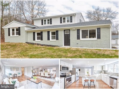 8370 Ball Road, Frederick, MD 21704 - MLS#: 1004263867