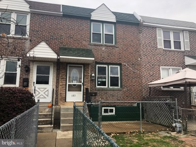 103 Academy Road, Clifton Heights, PA 19018 - MLS#: 1004267267