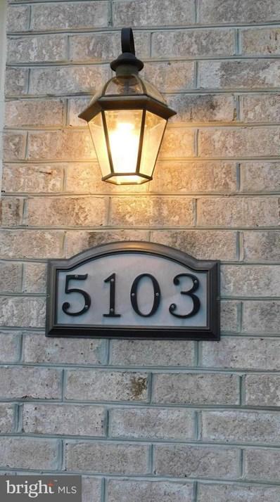 5103 Griffendale Lane, Upper Marlboro, MD 20772 - MLS#: 1004267335