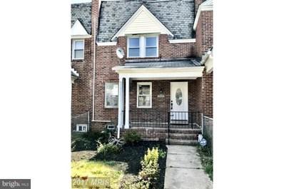 721 Mount Holly Street, Baltimore, MD 21229 - MLS#: 1004267787