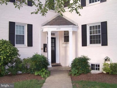 1315 Walter Reed Drive S UNIT 15101, Arlington, VA 22204 - MLS#: 1004267799