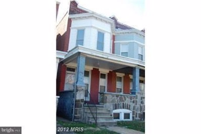 316 Hilton Street, Baltimore, MD 21229 - MLS#: 1004268223