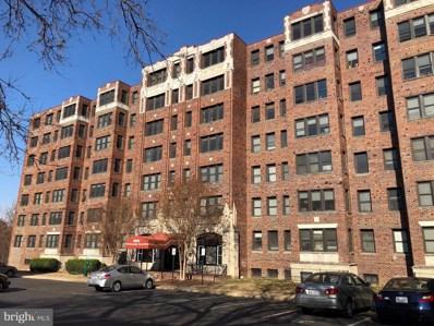 3900 14TH Street NW UNIT 315, Washington, DC 20011 - MLS#: 1004268241
