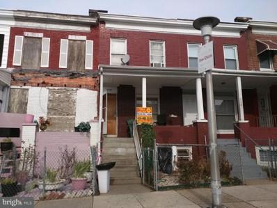 2510 Lauretta Avenue, Baltimore, MD 21223 - MLS#: 1004268525