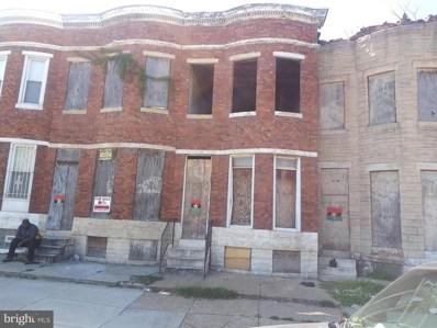 1608 Fulton Avenue, Baltimore, MD 21217 - #: 1004268537