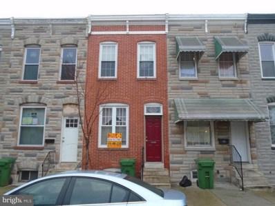 1223 James Street, Baltimore, MD 21223 - MLS#: 1004268707