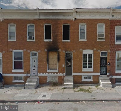 12 Catherine Street S, Baltimore, MD 21223 - MLS#: 1004268871