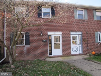 781 Jefferson Street, Red Hill, PA 18076 - MLS#: 1004268941