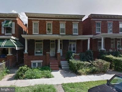 3137 Baker Street, Baltimore, MD 21216 - MLS#: 1004269045