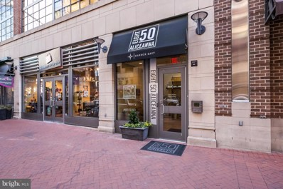 850 Aliceanna Street UNIT 501, Baltimore, MD 21202 - MLS#: 1004269625