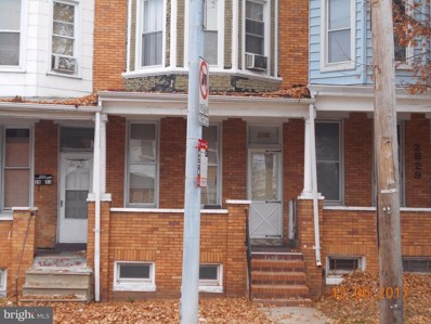 2831 Erdman Avenue, Baltimore, MD 21213 - MLS#: 1004270125