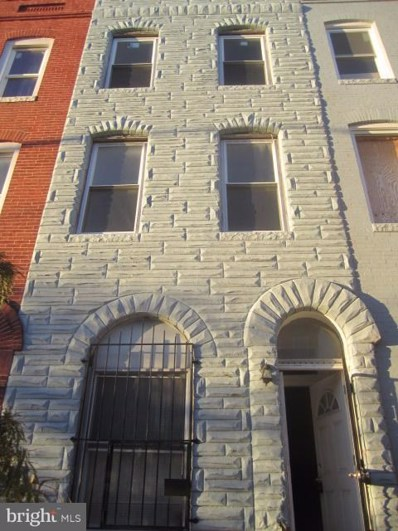 1828 McCulloh Street, Baltimore, MD 21217 - MLS#: 1004273751