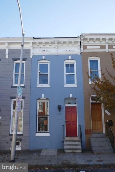 2111 Jefferson Street, Baltimore, MD 21205 - MLS#: 1004273829