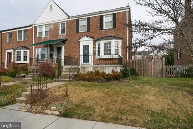 126 Overbrook Road, Baltimore, MD 21212 - MLS#: 1004274739