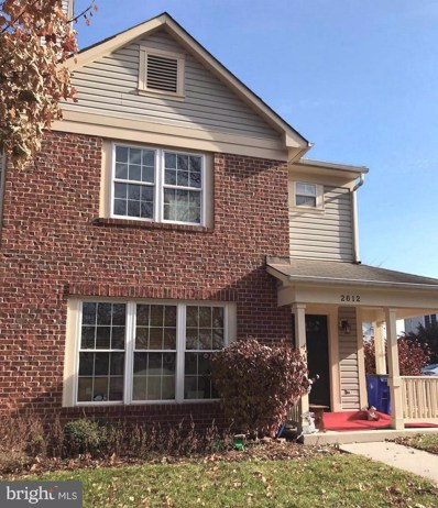 2612 Warren Way UNIT 3-1, Frederick, MD 21701 - MLS#: 1004275297