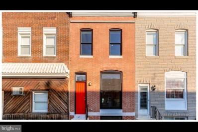 217 Eaton Street S, Baltimore, MD 21224 - MLS#: 1004278539
