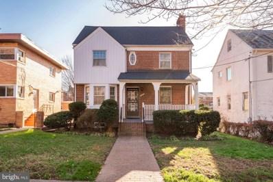 1364 Van Buren Street NW, Washington, DC 20012 - MLS#: 1004279071