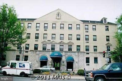 3100 Connecticut Avenue NW UNIT 424, Washington, DC 20008 - MLS#: 1004279803