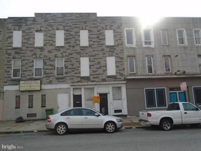 2011 Frederick Avenue, Baltimore, MD 21223 - MLS#: 1004279817