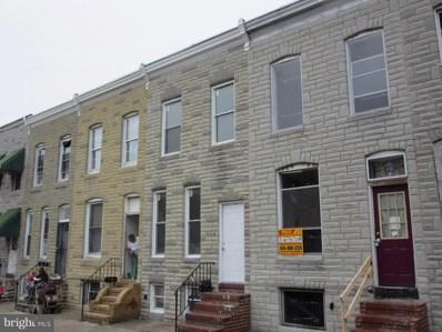 430 Smallwood Street, Baltimore, MD 21223 - MLS#: 1004283953