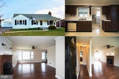1607 Bragg Road, Fredericksburg, VA 22407 - MLS#: 1004284021