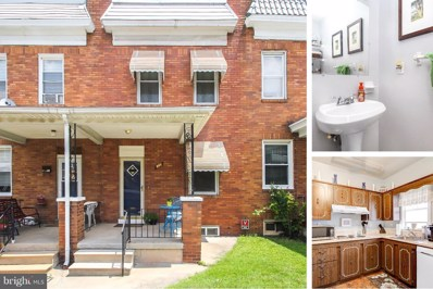 623 Rappolla Street, Baltimore, MD 21224 - MLS#: 1004284357