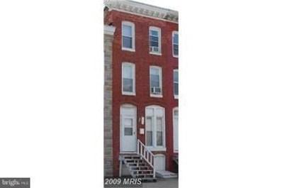 333 Mount Street, Baltimore, MD 21223 - MLS#: 1004285409