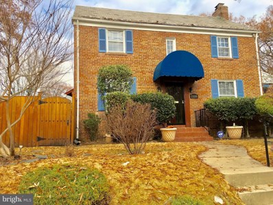 1834 Upshur Street NE, Washington, DC 20018 - MLS#: 1004288151