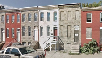 312 Fulton Avenue S, Baltimore, MD 21223 - MLS#: 1004289253